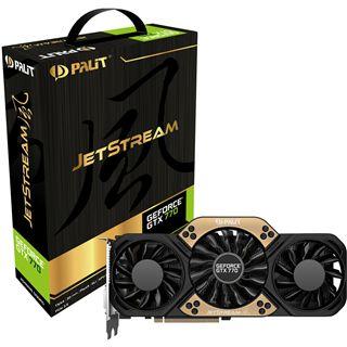 2GB Palit GeForce GTX 770 JetStream Aktiv PCIe 3.0 x16 (Retail)