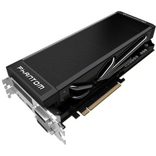 4GB Gainward GeForce GTX 770 Phantom Aktiv PCIe 3.0 x16 (Retail)