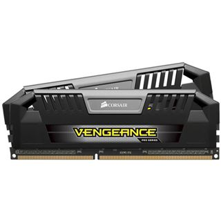 16GB Corsair Vengeance Pro silber DDR3-1600 DIMM CL9 Dual Kit