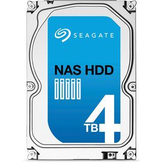 "4000GB Seagate NAS HDD ST4000VN000 64MB 3.5"" (8.9cm) SATA 6Gb/"