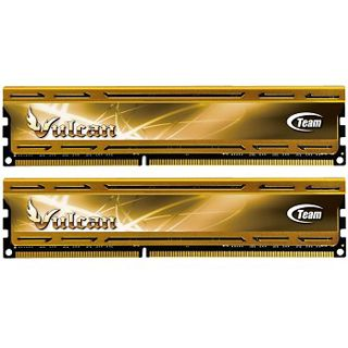 16GB TeamGroup Vulcan Series gold DDR3-1866 DIMM CL10 Dual Kit