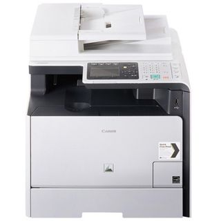 Canon i-SENSYS MF8550Cdn Farblaser Drucken/Scannen/Kopieren/Faxen LAN/USB 2.0