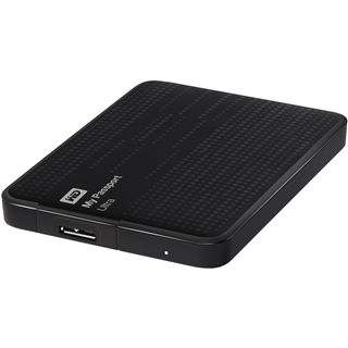 "500GB WD My Passport Ultra WDBPGC5000ABK-EESN 2.5"" (6.4cm) USB 3.0 schwarz"