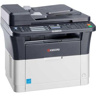 Kyocera FS-1325MFP S/W Laser Drucken/Scannen/Kopieren/Faxen LAN/USB 2.0