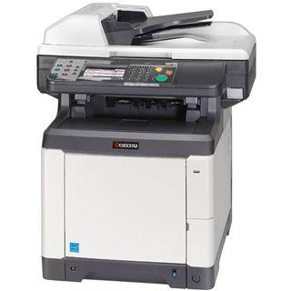 Kyocera FS-C2626MFP/FAX Farblaser Drucken/Scannen/Kopieren/Faxen