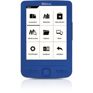 TrekStor e-Book Reader Pyrus mini blau