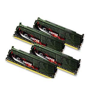 32GB G.Skill SNIPER DDR3-2400 DIMM CL11 Dual Kit