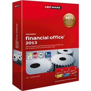 Lexware Financial Office 2013 Juli (Vers. 17.5) 32/64 Bit Deutsch Office Zusatzlizenzen PC (CD)