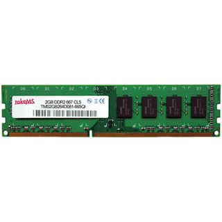 2GB takeMS TMS2GB264D081-665PV DDR2-667 DIMM CL5 Single