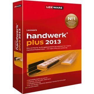 Lexware Handwerk Plus 2013 32/64 Bit Deutsch Office Zusatzupdate PC (DVD)