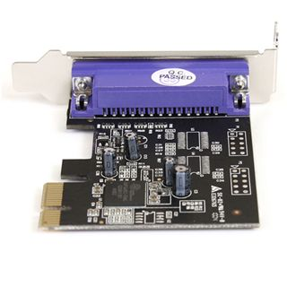 Startech PEX1PLP 1 Port PCIe x1 Low Profile retail