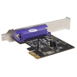 Startech PEX1P 1 Port PCIe x1 retail