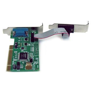 Startech PCI2S550_LP 2 Port PCI Low Profile/zweites Slotblech retail