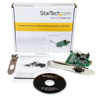 Startech PEX1S553 1 Port PCIe x1 retail
