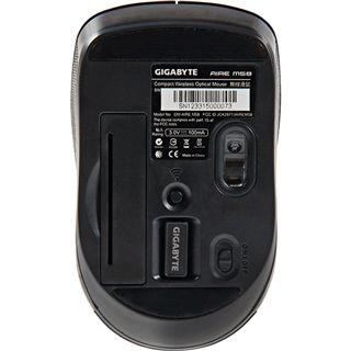 Gigabyte Aire M58 USB schwarz (kabellos)