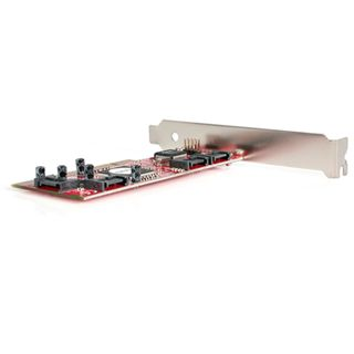 Startech 4 Port SATA Controller Karte 4 Port PCI-X retail