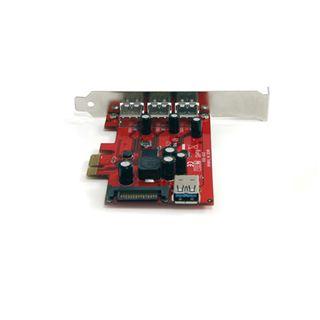 Startech PEXUSB3S4 4 Port PCIe x1 retail