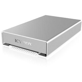 ICY BOX IB-228U3Eb ohne Festplatten