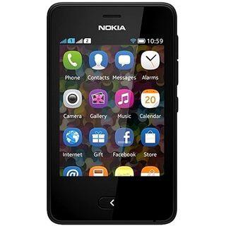 Nokia Asha 501 Dual-SIM 128 MB schwarz