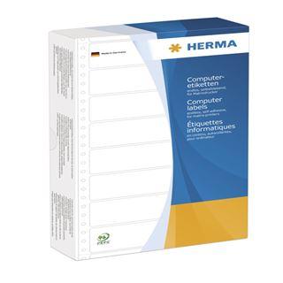 Herma 8072 weiß Computeretiketten 14.7x99.2 cm (1000 Stück)