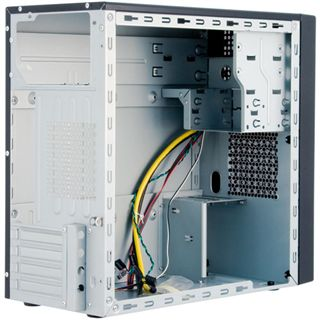Chieftec UNI BD-02 Midi Tower ohne Netzteil schwarz