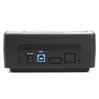 """Startech USB 3.0 Dockingstation für 2.5"""" und 3.5"""" Festplatten (SATDOCKU3S)"""