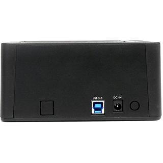 """Startech USB 3.0 Dockingstation für 2.5"""" und 3.5"""" Festplatten (SATDOCK2U3EU)"""