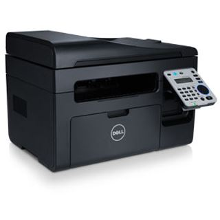 Dell B1165nfw MFP S/W Laser Drucken/Scannen/Kopieren/Faxen LAN/USB 2.0