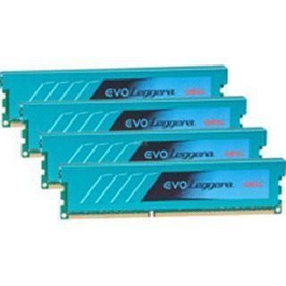 16GB GeIL EVO Leggera DDR3-2400 DIMM CL11 Quad Kit
