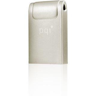 32 GB PQI ideal i-series i-Neck silber USB 3.0
