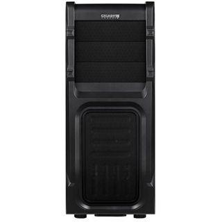 Gigabyte Luxo M10 Midi Tower ohne Netzteil schwarz