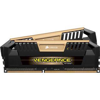 16GB Corsair Vengeance Pro gold DDR3-1600 DIMM CL9 Dual Kit
