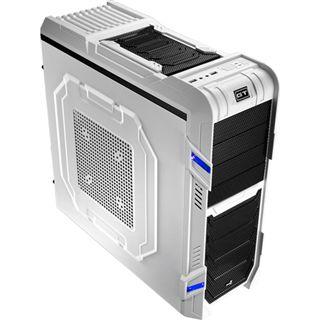 AeroCool GT-R White Edition Midi Tower ohne Netzteil weiss