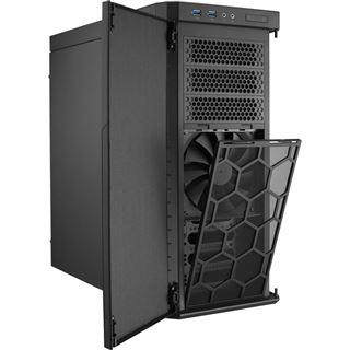 Corsair Carbide Series 330R gedämmt Midi Tower ohne Netzteil schwarz