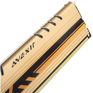 16GB Avexir Core Series gold DDR3-1600 DIMM CL10 Dual Kit