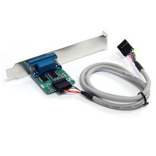Startech ICUSB232INT1 1 Port 10-pin USB inkl. Low Profile Slotblech retail