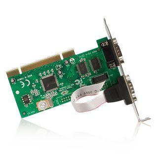 Startech PCI2S950DV 2 Port PCI Low Profile retail