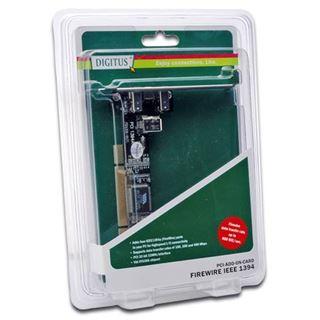Digitus DS-33203-1 4 Port PCI Low Profile retail