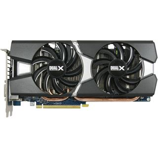 3GB Sapphire Radeon R9 280X Dual-X Aktiv PCIe 3.0 x16 (Lite Retail)