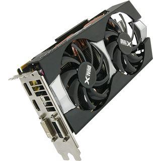 2GB Sapphire Radeon R9 270X Dual-X Aktiv PCIe 3.0 x16 (Lite Retail)