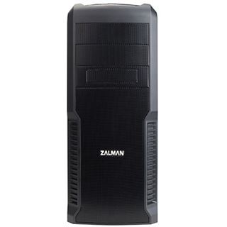Zalman Z3 Midi Tower ohne Netzteil schwarz