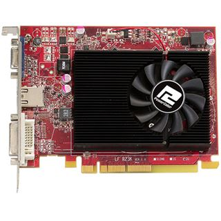 2GB PowerColor Radeon R7 240 OC Aktiv PCIe 3.0 x16 (Retail)