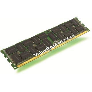 8GB Kingston ValueRam Elpida DDR3L-1333 regECC DIMM CL9 Single