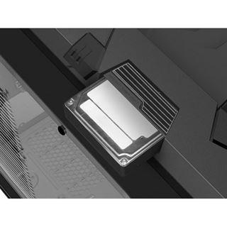 Raidmax Vampire mit Sichtfenster Big Tower ohne Netzteil schwarz