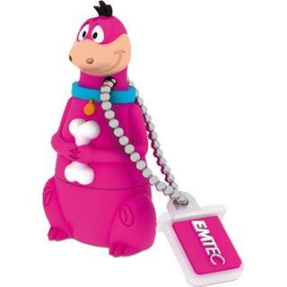 8 GB EMTEC Familie Feuerstein Dino Figur USB 2.0