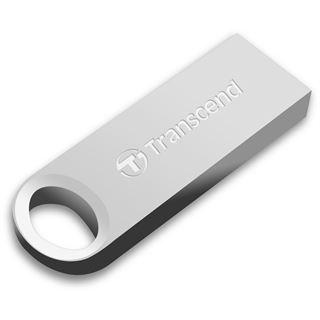 64 GB Transcend JetFlash 520S silber USB 2.0