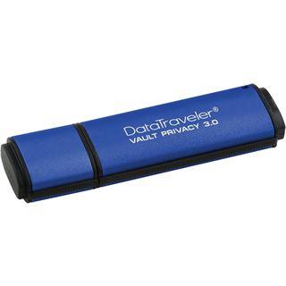 32 GB Kingston DataTraveler Vault Privacy blau USB 3.0
