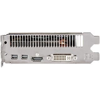 2GB HIS Radeon R9 270 iPower IceQ X2 Turbo Boost Clock Aktiv PCIe 3.0 x16 (Retail)