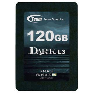 """120GB TeamGroup Dark L3 2.5"""" (6.4cm) SATA 6Gb/s MLC (T253L3120GMC101)"""