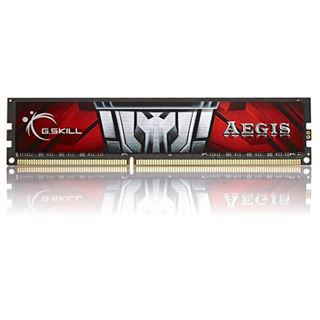 8GB G.Skill Aegis DDR3-1600 DIMM CL11 Single